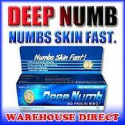 Deep Numb Natural Pain Relieving Tattoo Anesthetic Cream Manufactures