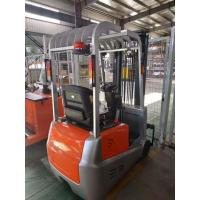 24V Battery Operated Electric Forklift Truck 3 Wheel Automatic Transmission Manufactures