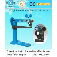 China Stable Running Double Nail Stapler Folding Carton Packaging Machinery DXJ-900 Series on sale