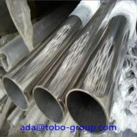 Quality Super Duplex Stainless Steel Galvanized Seamless Pipe / Alloy 32750 Chemical for sale