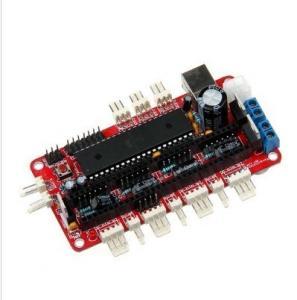 China Rev 1.3a Assembled 3D Printer Diy Kit integrated RepRap Sanguinololu on sale