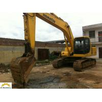 PC200-6 PC200 Used Komatsu Excavator/ Used Road Machine With Mechanical Operation Manufactures