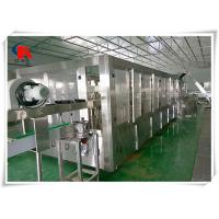 5 In 1 PET Bottle Filling Equipment High Filling Speed 2000 BPH Capacity Manufactures