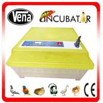 New design mini-incubator/48 eggs full automatic mini incubator for chicken/modern design incubator Manufactures