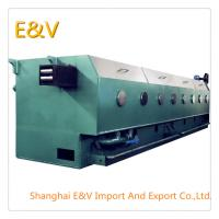 RBD DC Motor 160Kw Big Metal Drawing Machine For Low Round Copper Alloy Wire Manufactures