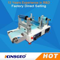 1200×620×550mm Size High Temperature Lab Coating Machine Easy Install Manufactures