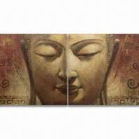 Oil Painting-Buddha Manufactures