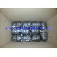 China ASME B16.11 SW 45 Degree Elbow Stainelss Steel Pipe Fittings DN6 - DN100 3000LB on sale