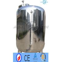 Small Stainless Steel Water Tanks  For Biotechnology Mirror Matt Manufactures