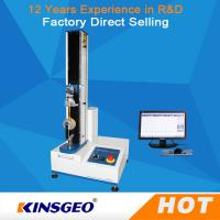 1000mm PC Control Tensile Testing Equipment , Tensile Strength Instrument with USA Sensor Manufactures