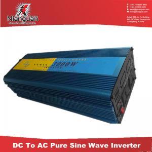 Cheap 3000W 48V to 220V pure sine wave inverter power inverter Manufactures