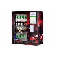 Brandy Champagne Beer Auto Vending Machine With Elevator And Real Time Monitoring System Manufactures