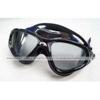 Swimming mask (G8032)/ silicone & TPE/ anti-fog/ uv protection Manufactures