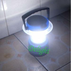 China Cheapest Outdoor Camping Light solar led lantern lamp 2 Panels Solar Lantern (DL-SCS001) on sale