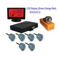 Colorful LCD With 6 Sensors Parking Sensor Manufactures