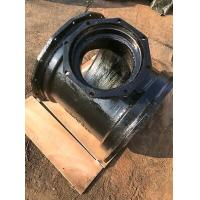 China Bituminous Coated Mechanical Joint Tee 500 Lbs Weight High Tensile Strength on sale