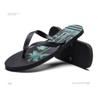 High Flexiblity Flat Slipper Sandals , Flip Flop Slippers For Womens / Ladies Manufactures