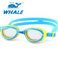 Comfortable Silicone Swimming Goggles Anti Fog Reviews For Child Eyeglasses Protection Eye Manufactures