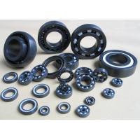 Si3N4 Full Ceramic Bearings , Cage Was Made By PTFE , GFRPA66-25 , PEEK , PI , Phonemic Textiles Tube , etc . Manufactures