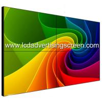 Samsung DID Gap LCD Splicing Screen Videl Tv Wall 2*2 For Exhibition Manufactures