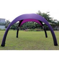 China Outdoor Exhibition, Advertising, Trade show Polyester Inflatables Tent for promotion on sale