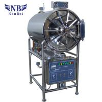 China Horizontal Autoclave Sterilizer Over Pressure Auto Protect Device on sale