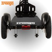 Freego Solo Patented 3 Wheel Electric Scooter With Seat For Old Personal Transporters Manufactures