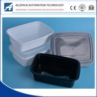 Safe Takeaway Disposable Plastic Containers For Meal Prep Food Container Manufactures