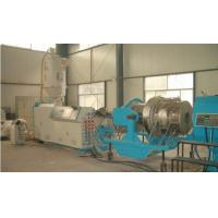 Quality Composite Pipe Production Line / Double Screw Extruder Machines for sale