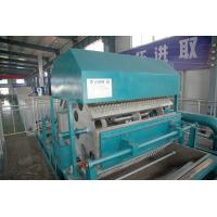 Paper Pulp Egg Tray Making Machine , Paper Pulp Machine Producing Egg Box Manufactures