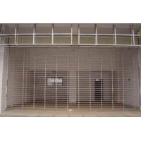 Public Places / Houses Security Shutter Doors , Sturdy Durable Metal Roller Shutter Manufactures