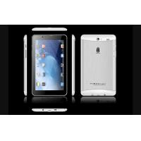 Dual Core + 2 Sim Android Touchpad Tablet PC With 1024 * 600 Resolution Manufactures