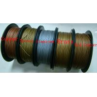 Buy cheap 1.75mm Metal 3d Printer Filament Copper Bronze Brass Red Copper Aluminium from wholesalers