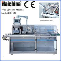 DZH-120B Pharmaceutical Machinery Horizontal Cartoning Machine for Pharmacy Blister products Manufactures