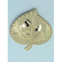 Leaves Shape Decorative Cremation Urns Fitting Funeral Urn Decoration UD03 Manufactures