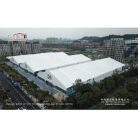 Big Aluminum and PVC tent use for conference events Manufactures