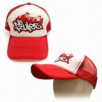5 Panel Cap with Matching Color Plastic Snap and Embroidered or Printed Logos Manufactures