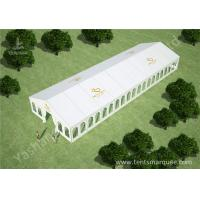10m by 30m Outdoor Event Tent Marquee for Luxury Weddings Customized with Logos Manufactures