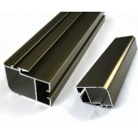 Quality Electrophoresis Coating Aluminium C Profile , 6063 Aluminium Section Profile for sale