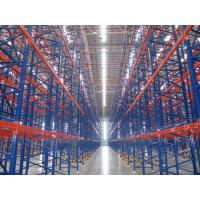 3000kg Durable Conventional Selective Pallet Racking Heavy Duty Metal Shelving Manufactures