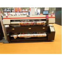 China 1.8m Sublimation Textile Printer Directly Printing on Fabric with Epson DX7 heads/5113 heads on sale