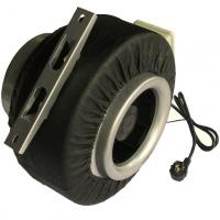 """Quiet 8"""" Extractor Fans Inline Duct Fan for Grow Tent , Easy Installation Manufactures"""