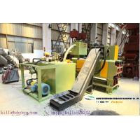 China new arrival 360 tons hydraulic scrap metal briquette machine on sale