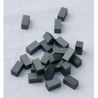China High Effiency Permanent Barium Ferrite Magnets Block For Industrial , Motors , Toys on sale