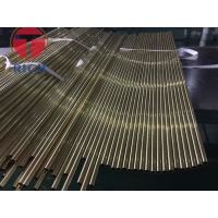 China ASTM B111 C68700 Heat Exchanger Tubes on sale