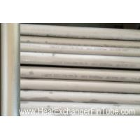 Heat Exchanger Seamless Stainless Steel Tube OF ASME SA213 TP316 / 316L. Manufactures