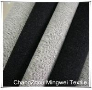 China indigo stretch denim knit fabric for jeans on sale