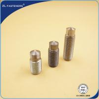 Industrial Copper Plated M5 Weld Studs Stainless Steel For Arc Stud Gun Manufactures