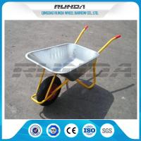 Galvanized Colors Home Hardware Wheelbarrow Metal Bracket 12.10kg Barrow Weight Manufactures