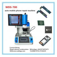 China Hot selling WDS-700 automatic mobile phone bga rework station with optical alignment system on sale